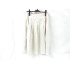 【中古】 エヴェックスバイクリツィア EVEX by KRIZIA スカート サイズ42 L レディース グレージュ