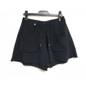 【中古】 キャロウェイ CALLAWAY ショートパンツ サイズM レディース 美品 黒