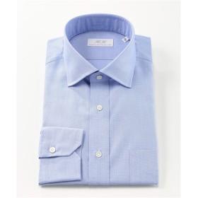 [シャツ]ダブルエイチ ドレスシャツ HH8A-W-040 ブルーシャンブレー 39-84