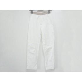【中古】 ウミ908 Umii 908 パンツ サイズ1 S レディース 白
