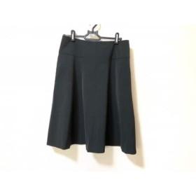 【中古】 セオリー theory スカート サイズ0 XS レディース 黒