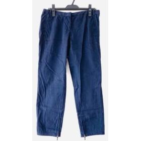 【中古】 ファビアーナフィリッピ FABIANA FILIPPI パンツ サイズ42 L レディース 黒