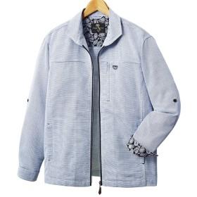 ベルーナ <パトリチオ フランチェスカ>さらっと涼やか軽量シャツジャケット ホワイト S メンズ