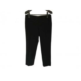 【中古】 ドルチェアンドガッバーナ DOLCE & GABBANA パンツ サイズ42 M レディース 黒