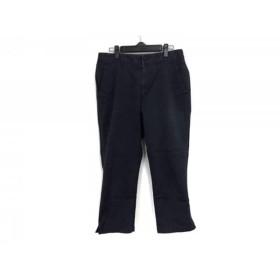 【中古】 プランテーション Plantation パンツ サイズ2 M レディース ネイビー