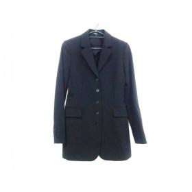 【中古】 セオリー theory ジャケット サイズ0 XS レディース 美品 01-8104109 黒