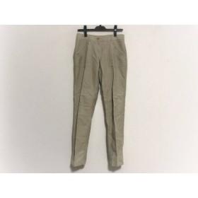 【中古】 セオリーリュクス theory luxe パンツ サイズ038 M レディース ベージュ