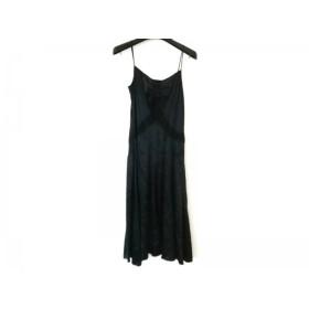 【中古】 ジルスチュアート JILL STUART ドレス サイズ0 XS レディース 黒