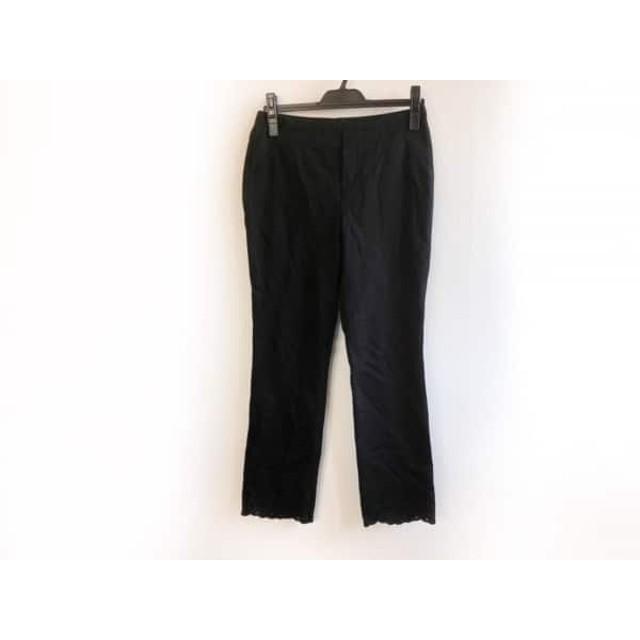 【中古】 ローズティアラ Rose Tiara パンツ サイズ42 L レディース 黒