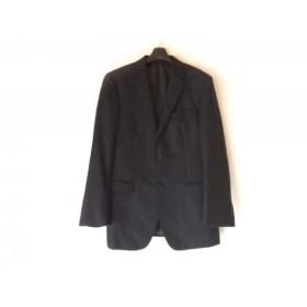 【中古】 ダナキャラン DKNY ジャケット サイズ38 M メンズ 黒