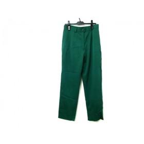 【中古】 ノーブランド パンツ サイズ15 L レディース グリーン