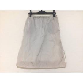 【中古】 マックスマーラ S Max Mara スカート サイズS レディース ベージュ