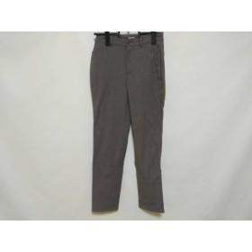 【中古】 ビースリー B3 B-THREE パンツ サイズ30 XS レディース ダークブラウン
