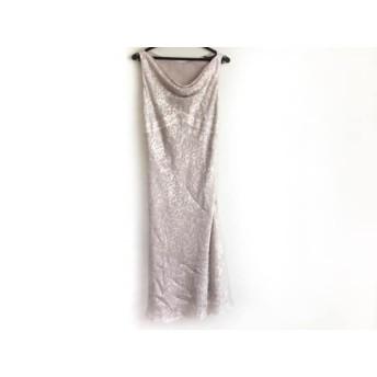 【中古】 ニジュウサンク 23区 ドレス サイズ38 M レディース ピンク