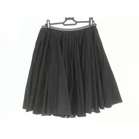 【中古】 ロイスクレヨン Lois CRAYON スカート サイズM レディース 黒