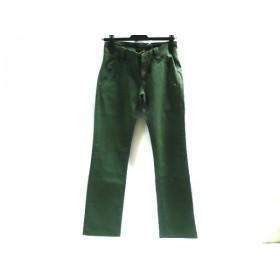 【中古】 コンパーニャイタリアーナ COMPAGNIA ITALIANA パンツ サイズ38 M レディース カーキ