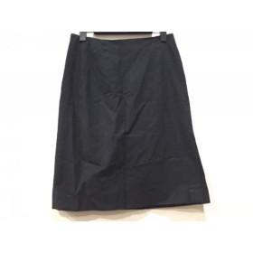【中古】 クロエ Chloe スカート サイズ40 M レディース 黒