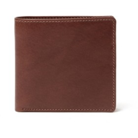 【WEB限定】Whitehouse Cox / アンティークブライドルレザー 二つ折りウォレット メンズ 財布 ANTIQUE BRIDLE ONE SIZE