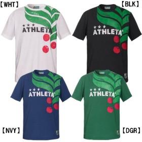 アスレタ ATHLETA カフェブラロゴ Tシャツ 03323