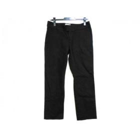 【中古】 カオン kaon パンツ サイズS レディース 黒