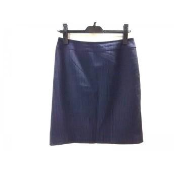 【中古】 ノーブランド ミニスカート サイズF レディース 黒