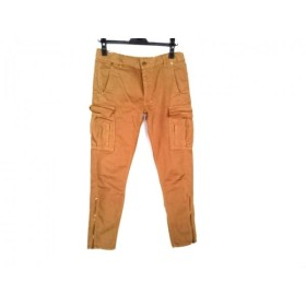 【中古】 ドゥーズィエム DEUXIEME CLASSE パンツ サイズ36 S レディース ブラウン