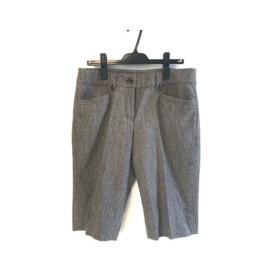 【中古】 ジユウク 自由区/jiyuku パンツ サイズ46 XL レディース ブラウン