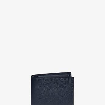Michael Kors(マイケルコース) メンズ 財布・革小物 財布 MICHAEL KORS MEN'S HARRISON ビルフォールド ウィズ コインポケット ネイビー NS