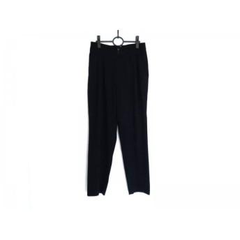 【中古】 ミエコウエサコ M・U・ SPORTS パンツ サイズ46 XL レディース 黒 ベージュ