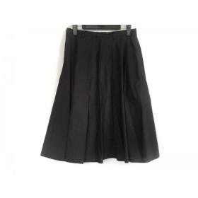 【中古】 ソフィードール SOFIE D'HOORE スカート サイズ36 S レディース 黒