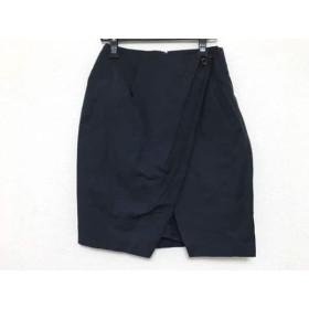 【中古】 チェスティ Chesty スカート サイズ1 S レディース 黒