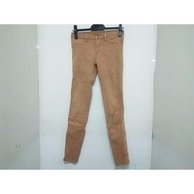 【中古】 スライ SLY パンツ サイズ0 XS レディース ライトブラウン SLY JEANS