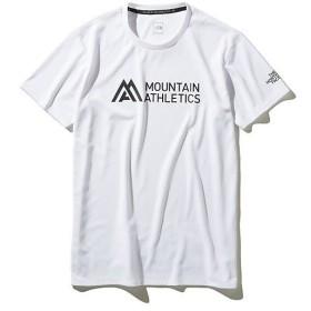 THE NORTH FACE(ノースフェイス)メンズスポーツウェア 半袖機能Tシャツ S/S AMPERE MA CREW NT11993 メンズ W