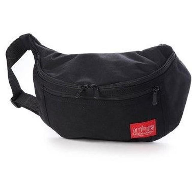 マンハッタンポーテージ Manhattan Portage Alleycat Waist Bag Large (Black)