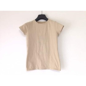 【中古】 セオリー theory 半袖Tシャツ サイズ32 XS レディース ベージュ