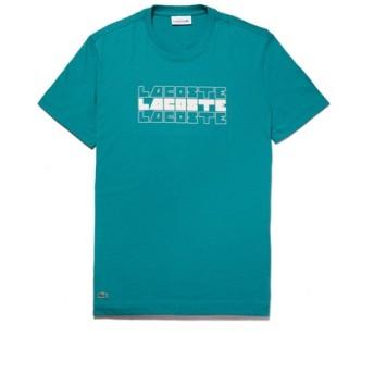 トリプルネームプリントTシャツ