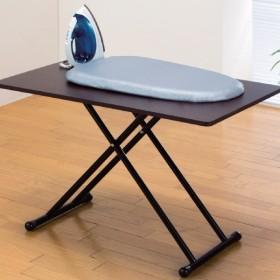 木製昇降式フリーテーブル