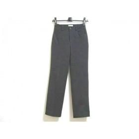 【中古】 ビースリー B3 B-THREE パンツ サイズ26 S レディース 黒