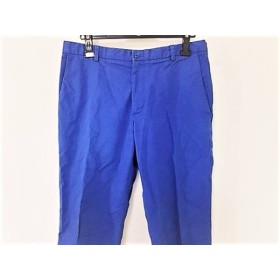 【中古】 カルヴェン CARVEN パンツ サイズ40 S メンズ ブルー