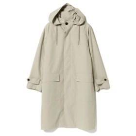 Traditional Weatherwear × BEAMS / 別注 ノックス メンズ ステンカラーコート GREIGE 36