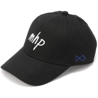 ロイヤルフラッシュ MAISON HONORE/メゾン オノレ/BLACKベースボールCAP「MHP」 メンズ BLACK 00 【RoyalFlash】
