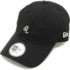 ニューエラ NEWERA ゾディアック 獅子座 9THIRTY ZODIAC メンズ レディース キャップ 帽子 クロスストラップ NEW ERA BLACK ブラック系  12018982 SS19
