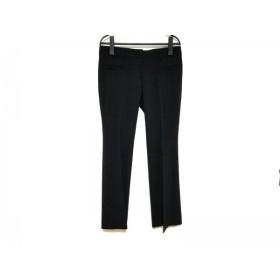 【中古】 セオリー theory パンツ サイズ4 S レディース 黒