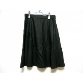 【中古】 セオリー theory スカート サイズ4 S レディース 黒