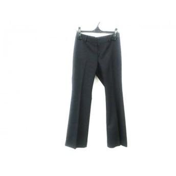 【中古】 アンタイトル UNTITLED パンツ サイズ3 L レディース グレー