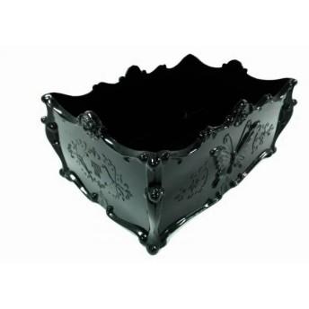 【中古】 アナスイ ANNA SUI 小物 黒 プラスチック