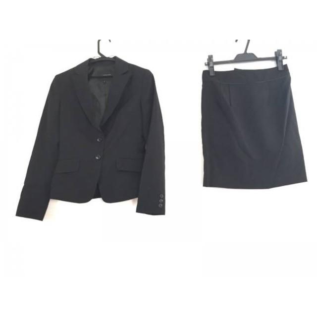 【中古】 ボナジョルナータ BUONA GIORNATA スカートスーツ サイズS レディース 黒