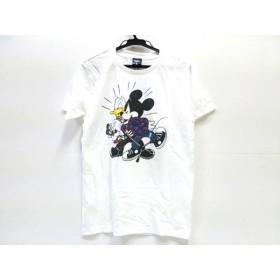 【中古】 ノーブランド 半袖Tシャツ サイズS ユニセックス 白