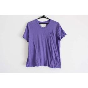 【中古】 ヴイルーム v::room 半袖Tシャツ サイズS レディース パープル