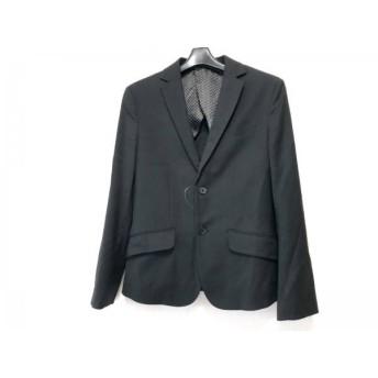 【中古】 アバハウス ABAHOUSE ジャケット サイズ1 S レディース 黒